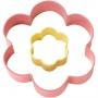 ". Wilton ""Flower Cookie Cutter set"" - ΚΟΥΠΑΤ ΑΝΘΑΚΙ & ΛΟΥΛΟΥΔΙ σετ 2 (κωδ. 1054)"