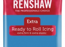 "Renshaw - ΖΑΧΑΡΟΠΑΣΤΑ EXTRA 250gr ΤΥΡΚΟΥΑΖ - ""TURQOUISE Ready to Roll Icing EXTRA"" (κωδ. 1328)"