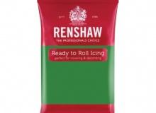 "Renshaw - ΖΑΧΑΡΟΠΑΣΤΑ PRO 250gr ΠΡΑΣΙΝΗ - ""LINCOLN GREEN Ready to Roll Icing"" (κωδ. 1336)"