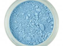 "Rainbow Dust ""Powder Colour CARIBBEAN BLUE"" - ΧΡΩΜΑ ΣΚΟΝΗΣ ΜΑΤ ΜΠΛΕ (κωδ. 243758)"