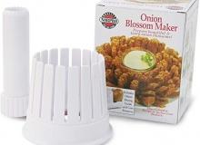 "NORPRO ""Onion Blosom Maker"" - ΔΙΑΚΟΣΜΗΤΗΣ ΚΡΕΜΜΥΔΙΩΝ (κωδ. 40041)"