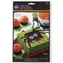 ". Wilton ""Halloween Spider Cupcake Boxes"" - ΚΟΥΤΙ CUPCAKES ΑΡΑΧΝΗ σετ 2 (κωδ. 5733)"
