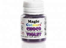 "Magic Colours ""Supa-powder Choco Violet"" - ΧΡΩΜΑ ΣΚΟΝΗ ΒΙΟΛΕΤΙ ΓΙΑ ΣΟΚΟΛΑΤΑ 5gr (κωδ. CD9242)"